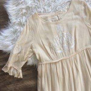 Gorgeous Embroidered Dress!